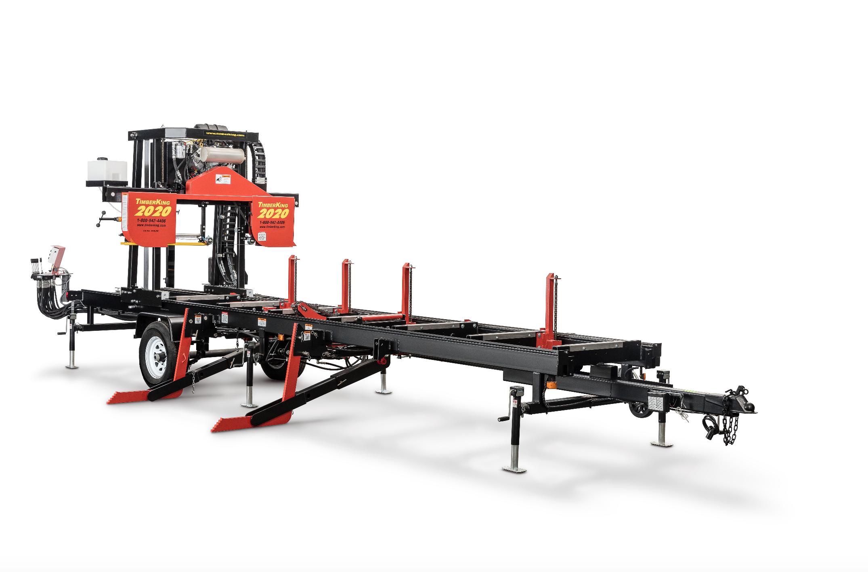 Portable Sawmills, Bandsaws & Lumber Mills | TimberKing