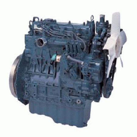 35HP Kubota Diesel Upgrade for 2000